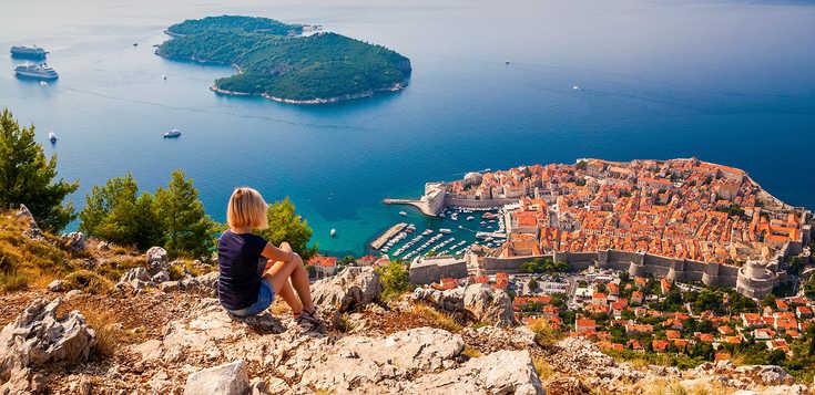 Dalmatinische Traumküste - zwischen Split und Dubrovnik