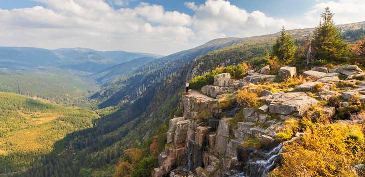 Zu Gast im Schlosshotel im Hirschberger Tal