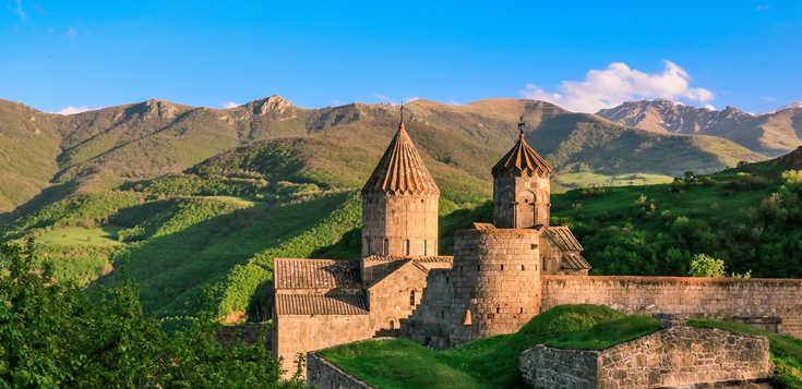Georgien und Armenien: Unterwegs im wilden Kaukasus