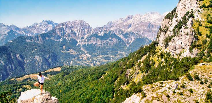 Das verborgene Naturjuwel des Balkans