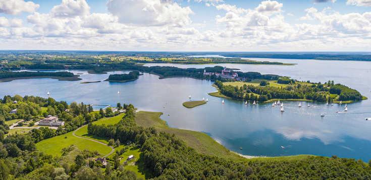 Wanderbares Litauen und Nordostpolen