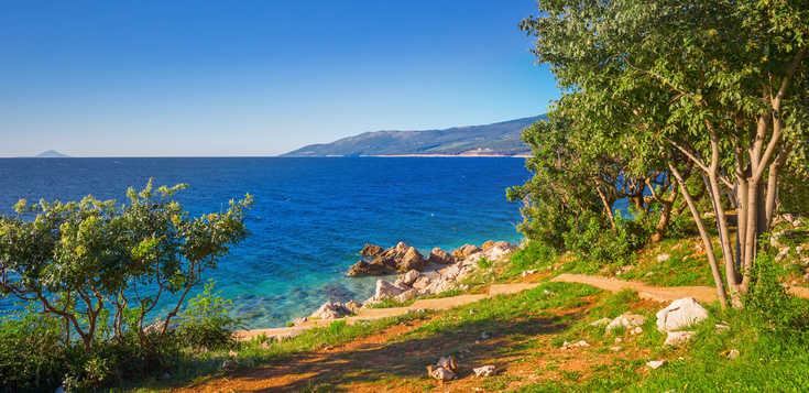 Das grüne Herz des Mittelmeers