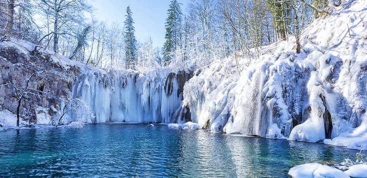 Kroatische Juwelen - Plitvicer Seen und Zagreb