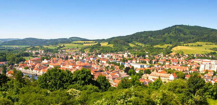 Märchenwälder und Aussichtsberge - der Böhmerwald