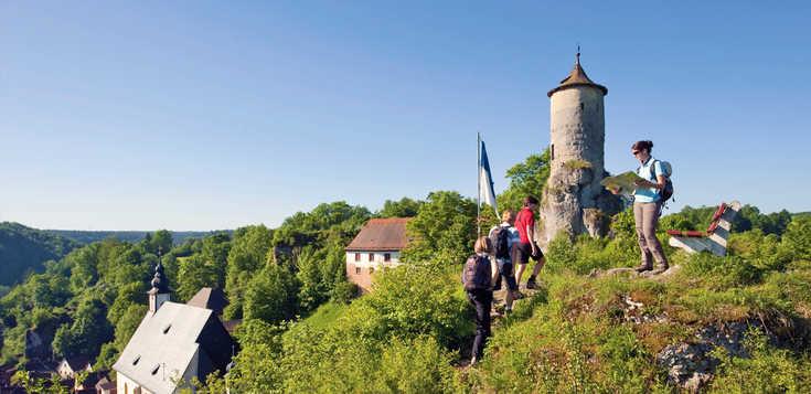 Fränkische Schweiz: Schatzkästlein der deutschen Romantik