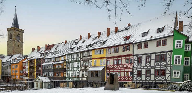 Silvester im mittelalterlichen Erfurt