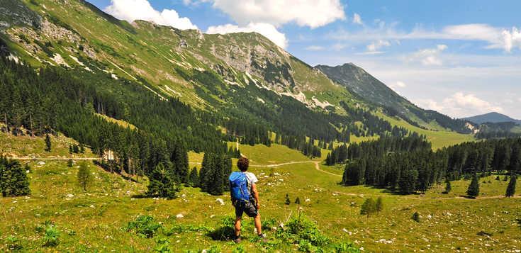 Berchtesgadener Land: Wandern zwischen Watzmann und Königssee