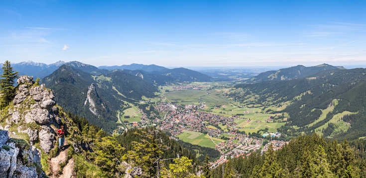 Passionen und Panoramen: Wanderwoche in Oberammergau