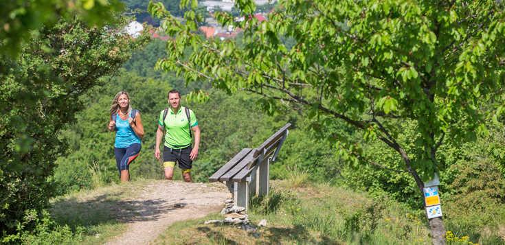 Wandern & Yoga in der Oberpfalz