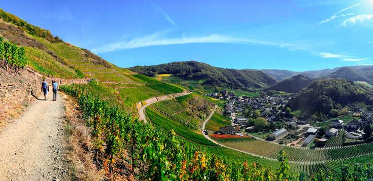 Idylle im Ahrtal - Rotweinwanderweg und Ahrsteig