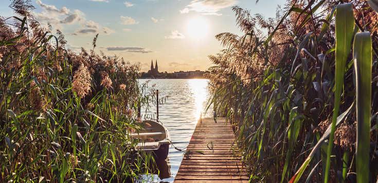 Geheimtipp: Zu Fuß und per Kanu durch Dosse-Seen-Land