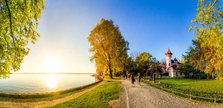 Fünfseenland: Traumwanderungen zwischen Ammersee und Starnberger See