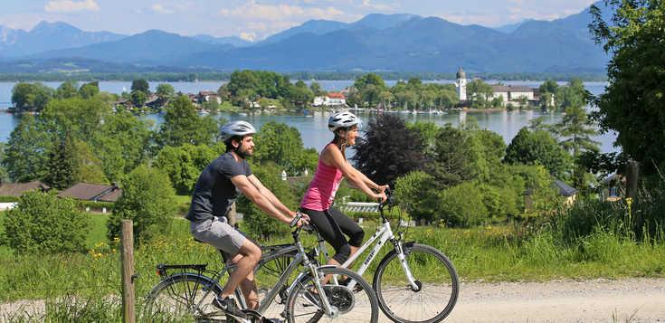 Deutschland: Chiemgau - Bayerns Seenparadies