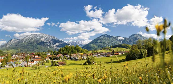 Der Chiemgau - auf den Spuren des weißen Goldes