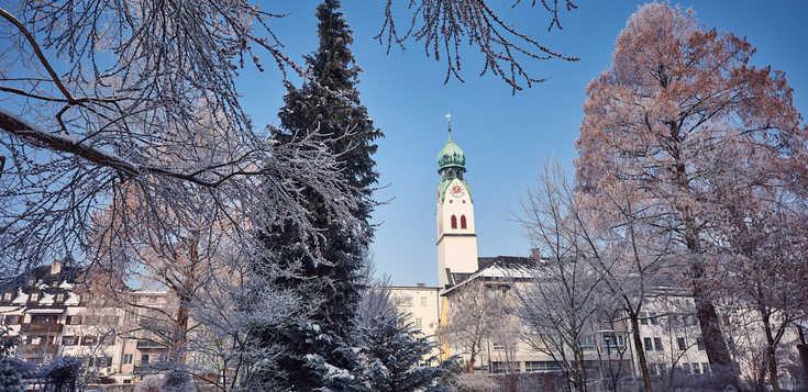 Silvesterreise Rosenheim