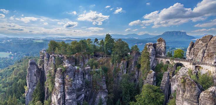Vom Barock zur Romantik - Dresden und die Sächsische Schweiz