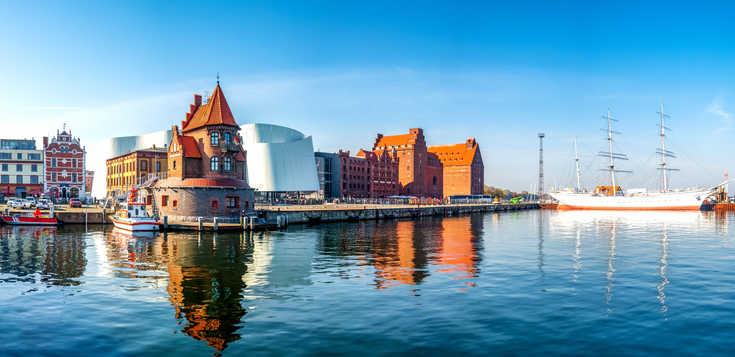 Hansestadt Stralsund - das Tor zur Ostsee