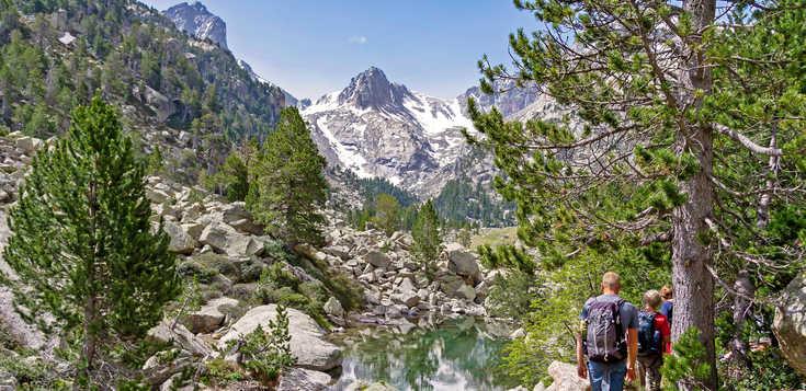 Pyrenäen hoch drei - Frankreich, Spanien & Andorra
