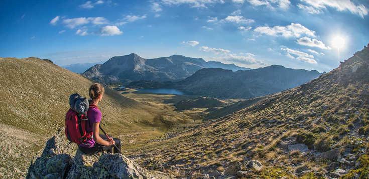 Rund um das kleine Land der Berge