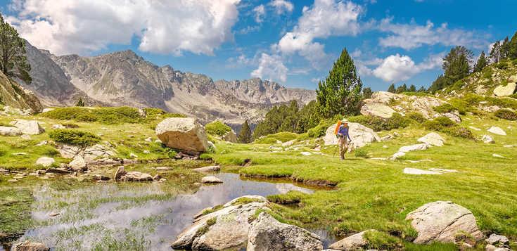 Majestätische Gipfel & klare Bergseen - auf nach Andorra!
