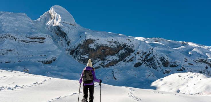 Andorra: Schneeschuhwandern im kleinen Land der Berge