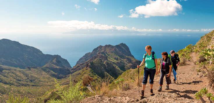 Wanderfan trifft Naturfreund - Teneriffa für Alleinreisende