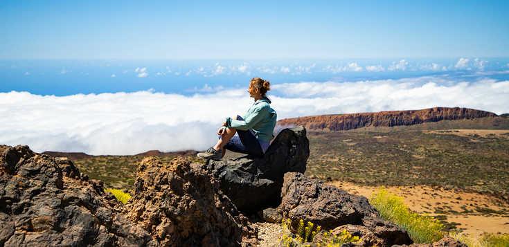 Sonnengipfel & wilde Küste - wanderbares Teneriffa