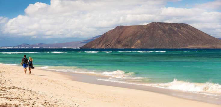 Reif für die Insel: aktive Auszeit auf Fuerteventura