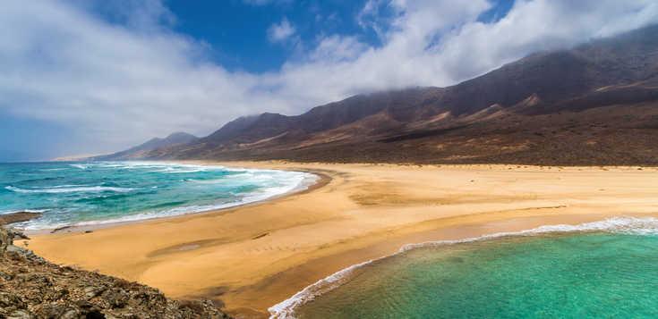 Fuerteventura von Nord nach Süd