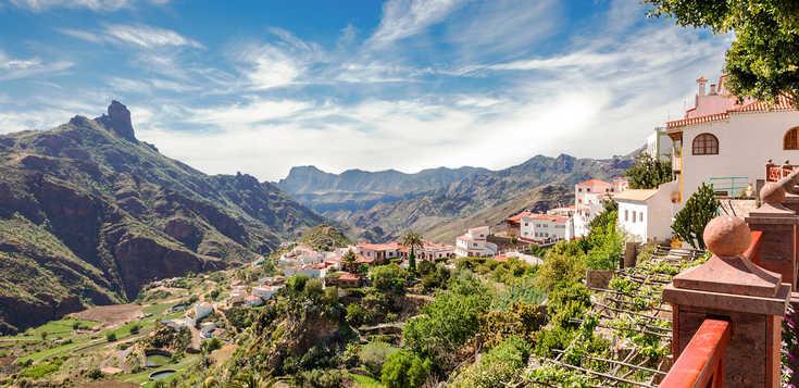 Gran Canaria - Kolonialstil, tiefe Schluchten und Natur pur