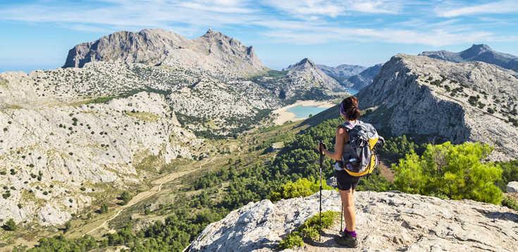 Mallorca: Gipfelglück rund um Puerto Sóller