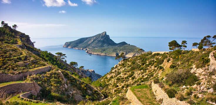 Von schlafenden Drachen und Piraten - die Westküste Mallorcas erobern