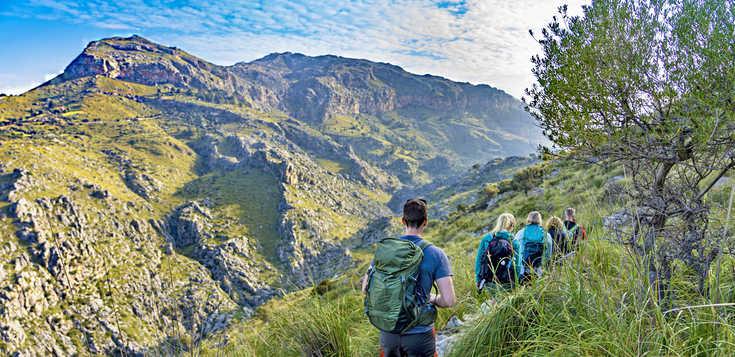 Mallorcas einzigartige Bergwelt im Nordwesten