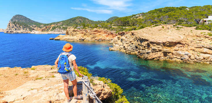 Aktiv & entspannt auf Ibiza