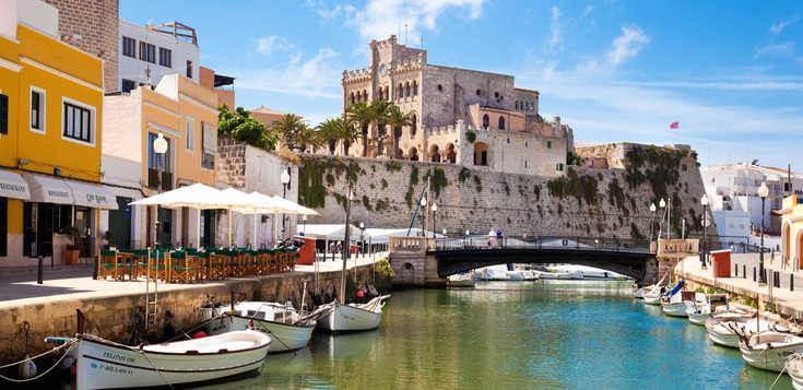 Zauberhaftes Menorca
