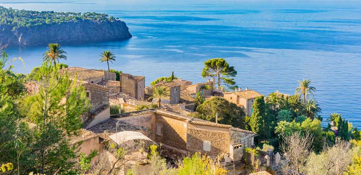Mallorcas Traumküsten in der stillen Jahreszeit