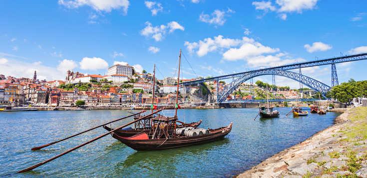 Das kulturelle Herz Portugals