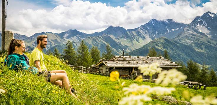 Aktiv & entspannt in Südtirol