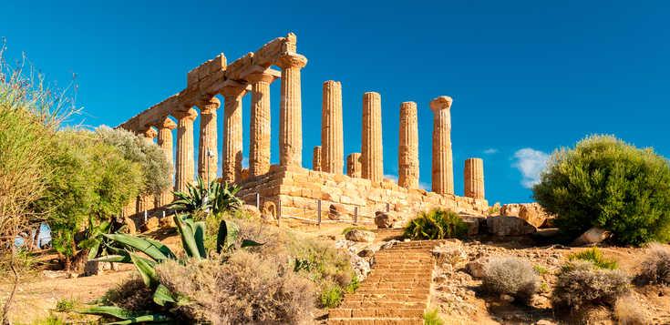 Sizilien - ein Geschenk Gottes