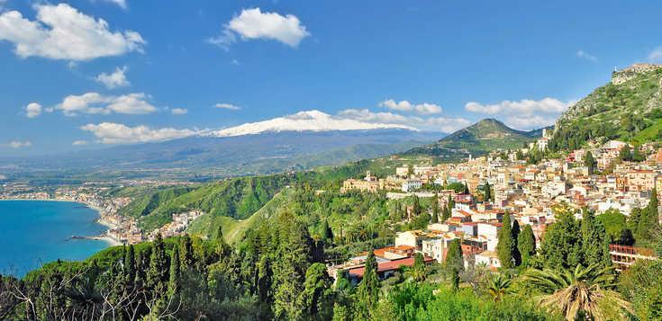 Siziliens Osten: Ätna, Meer und mehr
