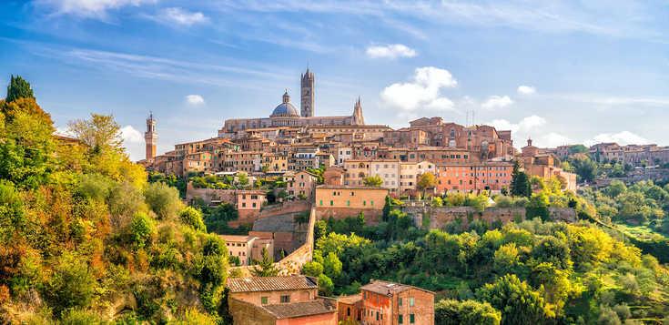 Toskana - zu den Klassikern des Nordens