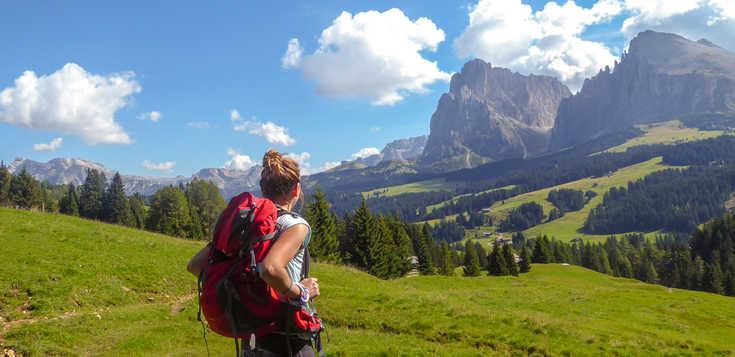 Wunderwelt der Dolomiten - das Grödnertal