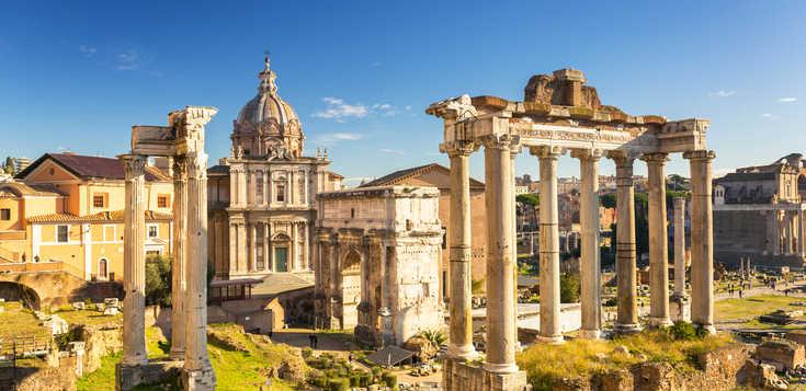 Rom - die ewige Stadt einmal anders
