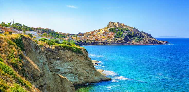 Sardinien: Traumstände, Tempel, Tafelberge