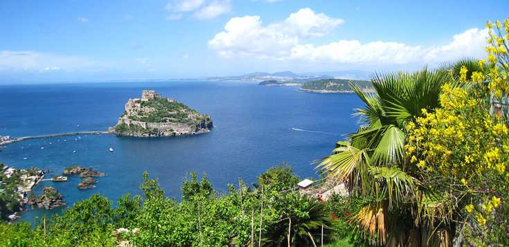 Ischia - Thermenkultur trifft Naturparadies