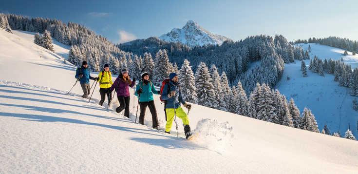 Winterzauber im Trentino