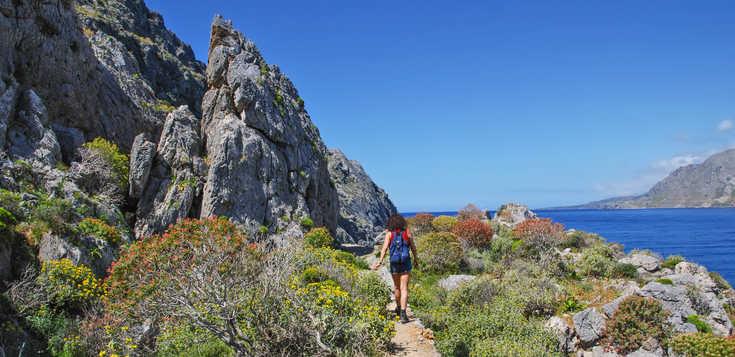 Frühling pur auf Kreta