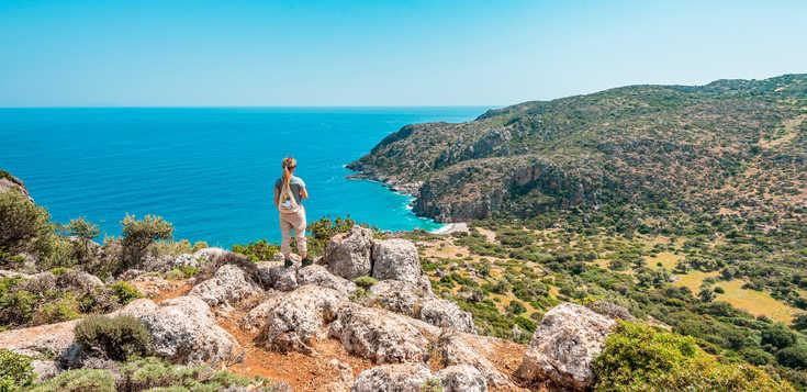 West-Kreta zu Fuß