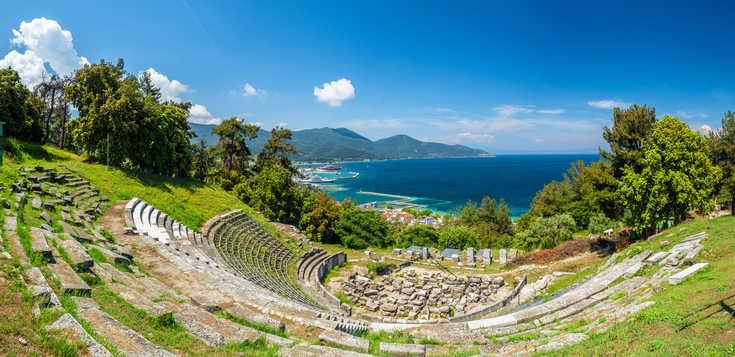 Thassos - Griechenlands Wanderparadies