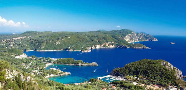 Korfu - Wanderwoche auf der Smaragdinsel